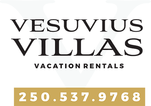 Vesuvius Villas | Vacation Rentals Logo
